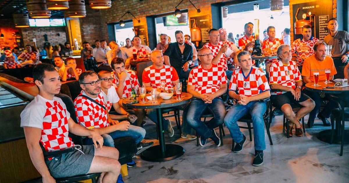 Svetsko nogometno prvenstvo u Ožujsko Maksi Pubu