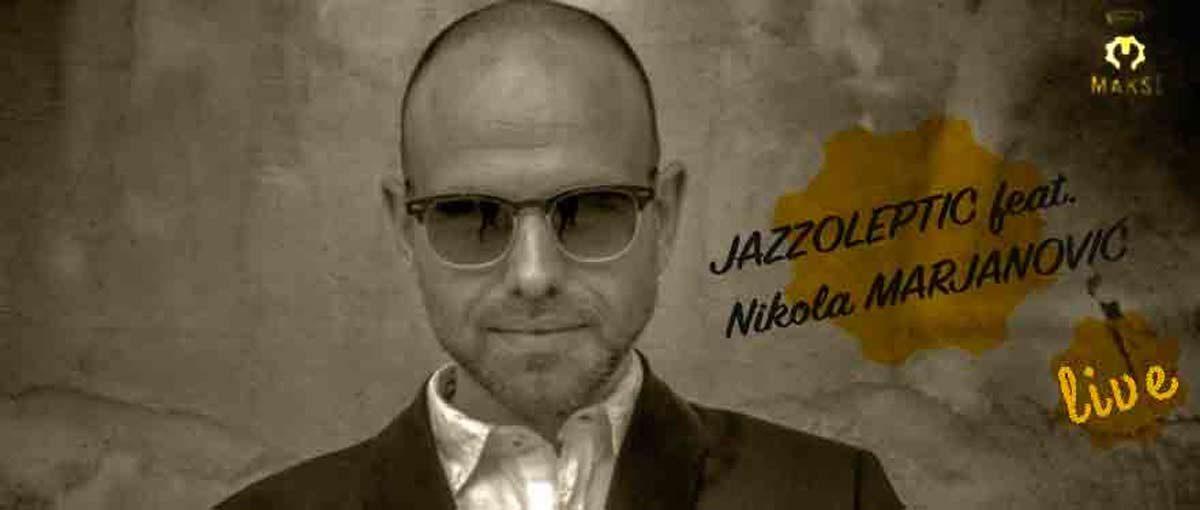 Ožujsko Pub Maksi - Nikola Marjanović feat Jazzopletic