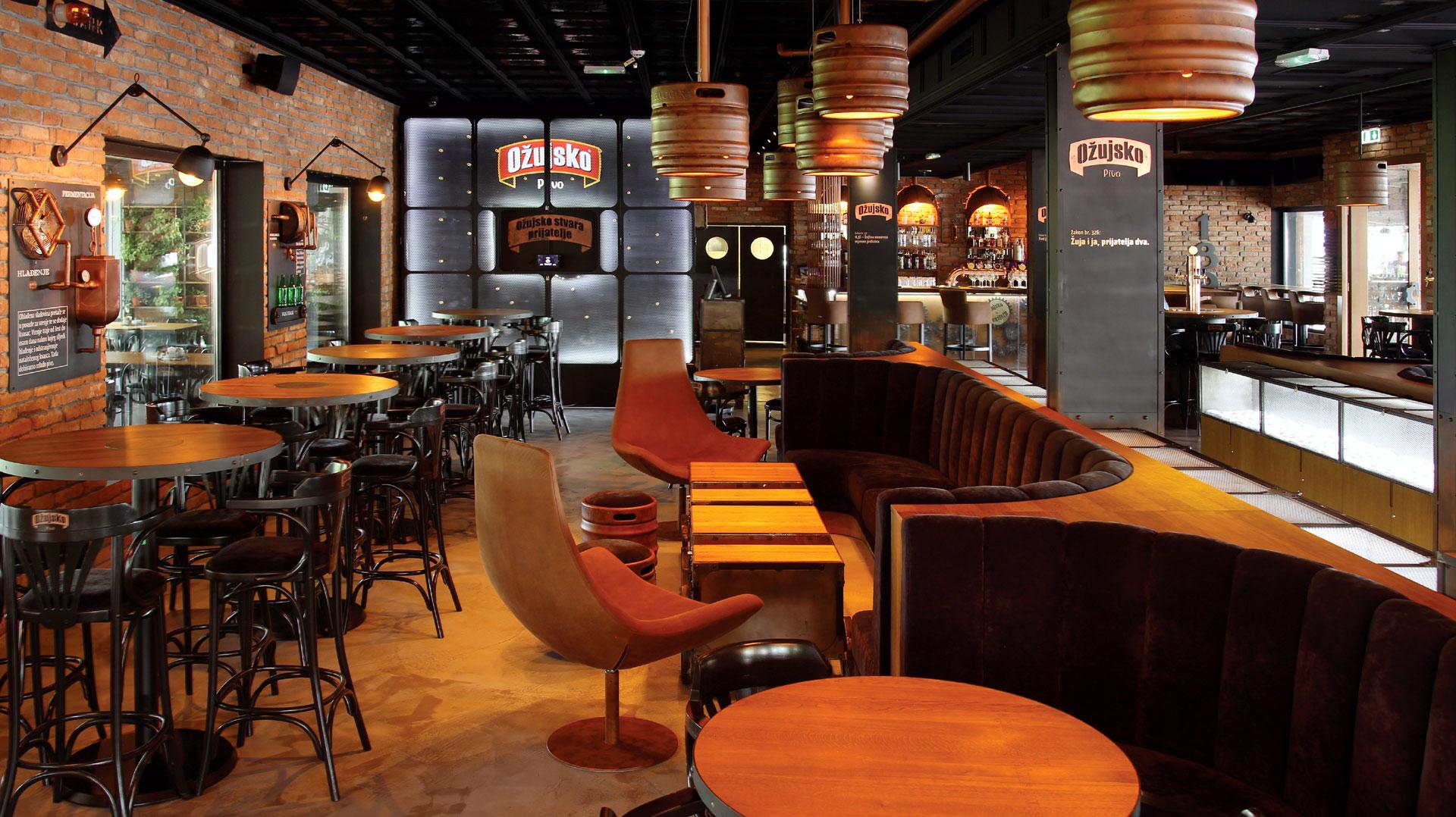 Ožujsko Pub Maksi, pivo i hrana u dobrm društvu, gurmanski restoran i vrhunska zabava